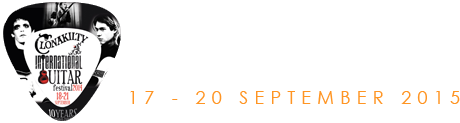 Clonakilty Guitar Festival 2014: 18th – 21st September 2014
